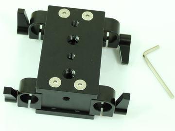 Rent: 15mm Dual Railblock / Tripod Plate Support