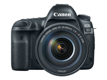 Rent: Canon 5D MK IV Lite Package