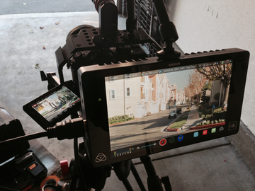 Rent: Atomos Shogun 4K Kit w/ 600GB of Media