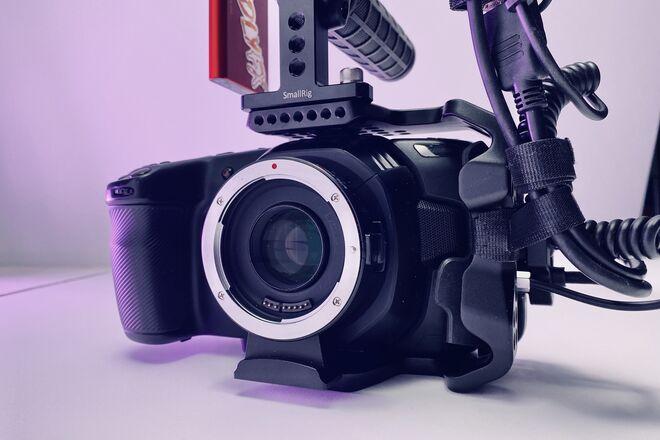 Blackmagic Design Pocket Cinema Camera 4K Package