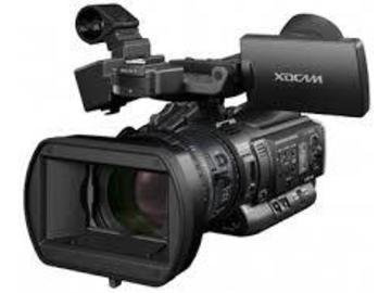 Rent: Sony EX1R