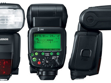 Rent: Canon 600EX-RT Flash Dual Pack