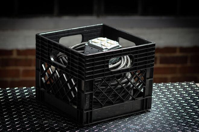 50 Foot 4-Gang Box (12/3 - 20 Amp)