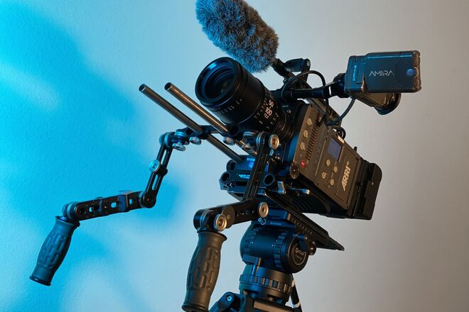 ARRI Amira Camera Kit Ready To Shoot!