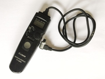 Rent: Canon Intervalometer