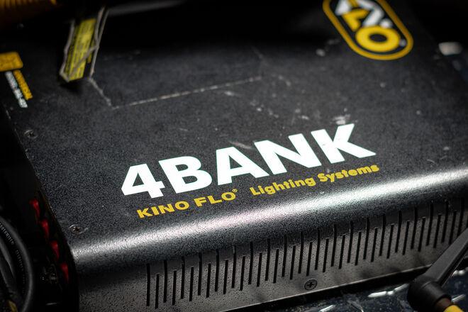 Kino Flo 4 Bank Ballast (with Header Cable)