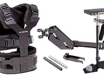 GlideCam 4000 Pro Gimbal Kit + C-Stand