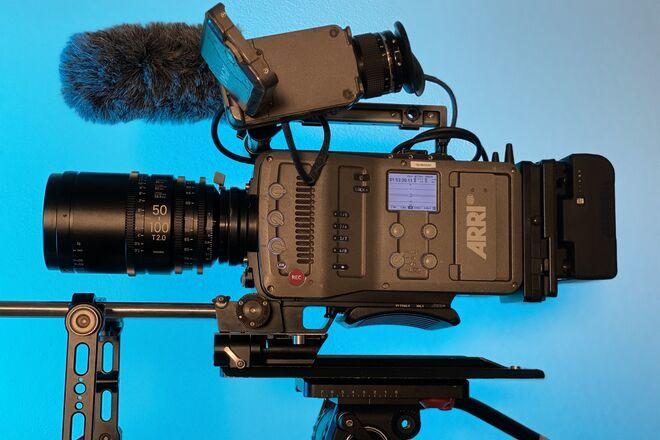 ARRI Amira Camera Kit Ready To Shoot! (no lights)