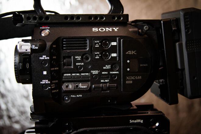 Sony PXW-FS7 XDCAM Super 35 Camera package