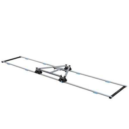 PROAIM Swift Dolly System with 12ft Straight Track Kit