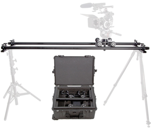 RigWheels Passport Camera Dolly with Stands
