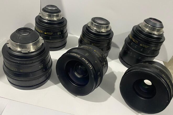 Carl Zeiss Ultra Prime Set X6