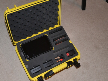 Rent: Atomos Shogun Flame w/3 batt and 720GB Memory