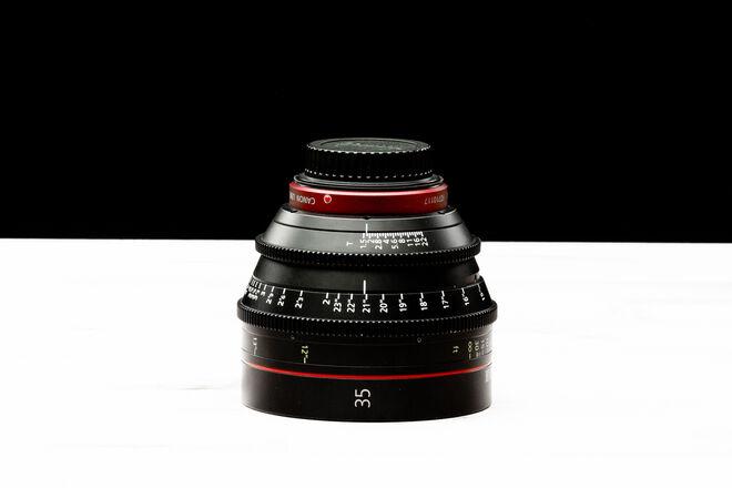 Canon CN-E Prime 35mm T1.5