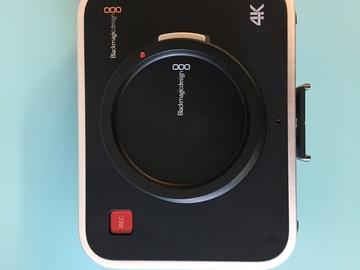 Rent: Blackmagic Cinema Production 4k Camera Bundle