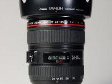 Rent: Rokinon/Zeiss/Canon EF 7-Lens Package (ranges 18mm-105mm)
