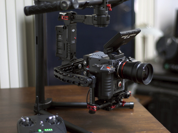Rent: DJI Ronin MX + ReadyRig