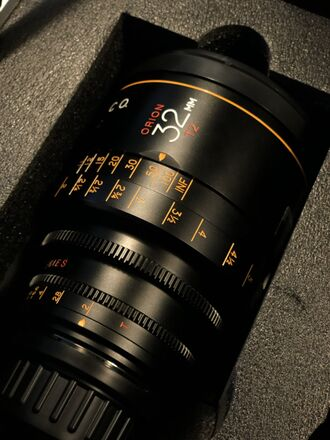 Atlas Lens Co. 32mm T2 Orion Series
