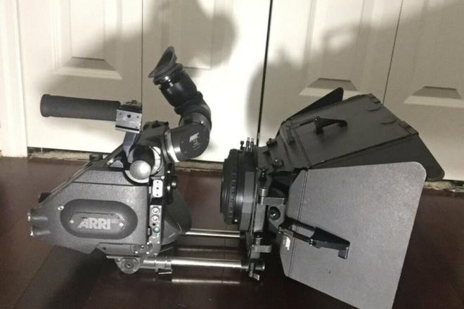 ARRI Arriflex 435ES 4Perf 35mm Film Camera  435ES