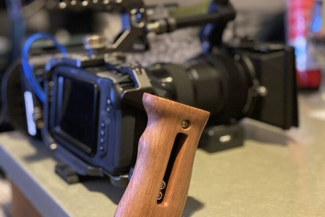 Blackmagic Pocket Cinema Camera 6k/tilta cage /follow focus