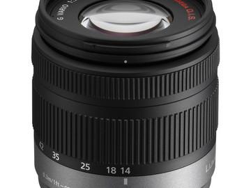 Rent: Panasonic Lumix 14-42mm f/3.5