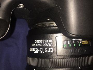 Rent: 15-85mm lens