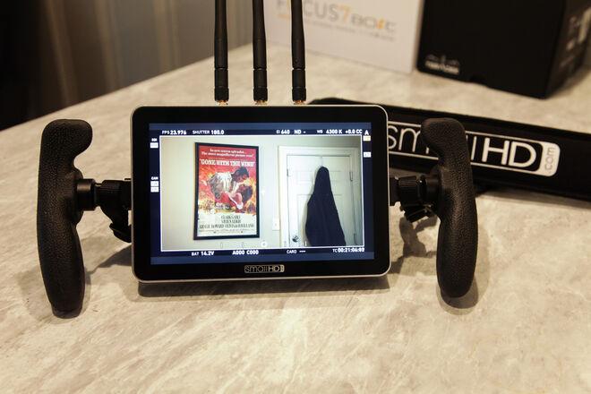 "Teradek Bolt 500 TX  & FOCUS 7"" RX -Wireless Monitor COMBO!"