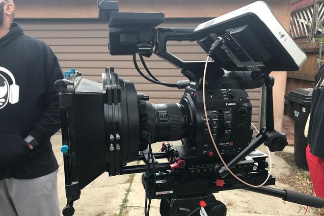 C300 Mark II 4K w/ 3 Lenses, 4 x Batts, 3 x CFast 128GB!
