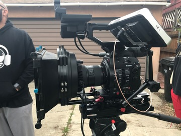 C300 Mark II 4K w/ 3 Lenses, 4 x Batts, 3 x CFast 128GB!