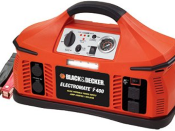 Rent: Black and Decker power station