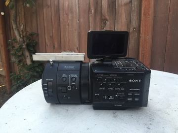 Rent: Sony FS-700U