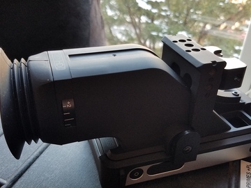 Rent: SmallHD 502 EVF Kit
