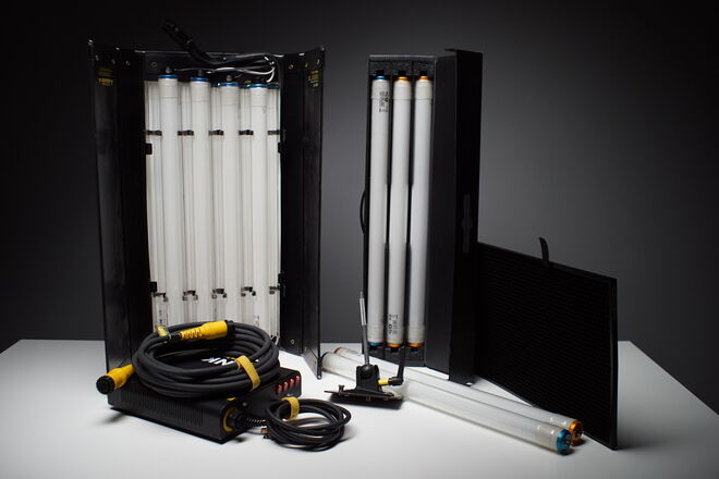 Kino Flo 2-ft 4-Bank Fixture Kit