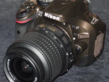 Rent: Nikon D5200 24.1 MP