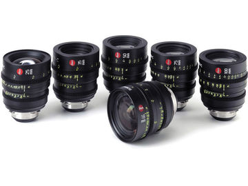 Rent: Leica Summicron-C T2.0 Lens Set (6 Lenses)