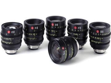 Rent: Leica Summicron-C T2.0 Lens Set (6 Lenses)
