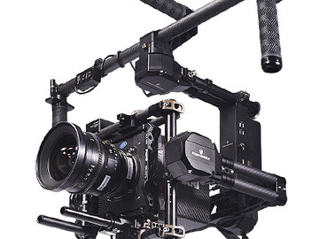 Rent: Tilta Gravity 3-Axis Handheld Gimbal