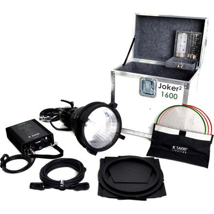 Joker2 1600W HMI Light with Zoom Beamer
