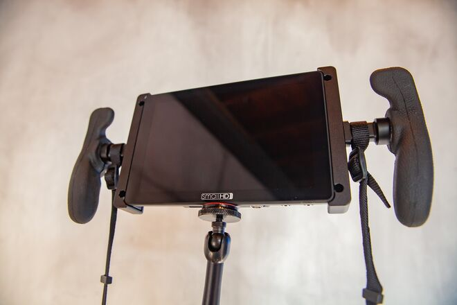 FULL KIT SmallHD Cine 7 Monitor
