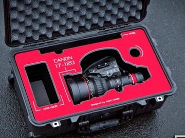 Rent: Canon 17-120mm T2.95 CN7x17 CINE-SERVO Cinema Zoom -- PL