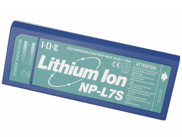 Rent: (5) NP1 Lithium Rechargeable Batteries
