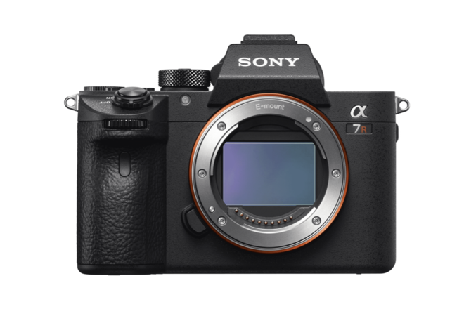 Sony A7RIII 4K Camera( Body and Two Batteries.)