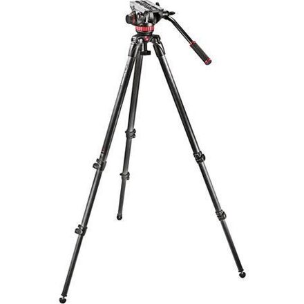 Manfrotto 502 Pro Video Head and 535 Tripod