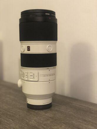 Sony 70mm - 200mm