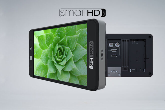 SmallHD 702 Lite HD 7-in HDMI and SDI Monitor