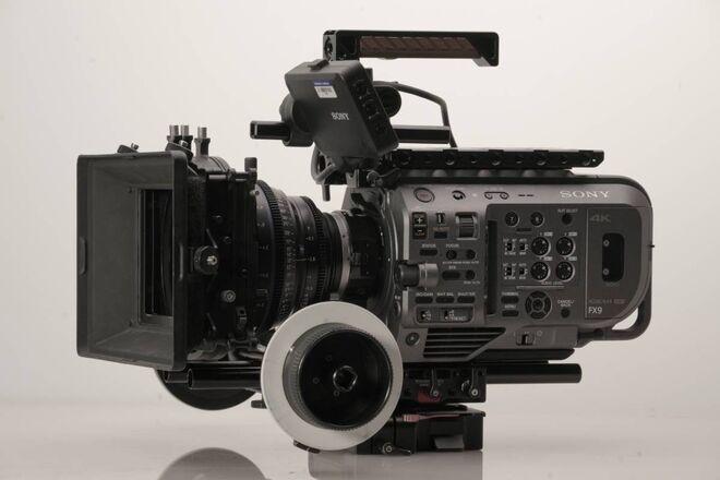 Sony FX9 (PXW-FX9) 6K - BASIC Camera Package w/ Accessories