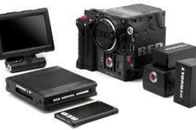 Red Scarlet-X 4k Camera Kit