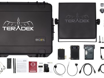 Teradek Bolt 3000 Deluxe Kit SDI/HDMI Wireless Video