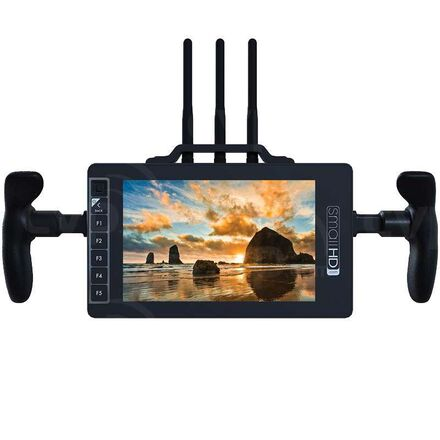 SmallHD 703 UltraBright HD 7-in LCD Monitor Package