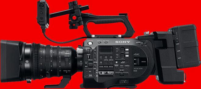 Sony FS7 mk 1 Super 35 Camera package w/28-135mm